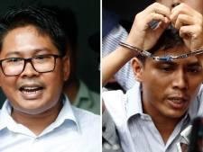 Rechtbank: hoger beroep prijswinnend journalistenduo Myanmar afgewezen