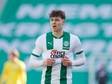FC Groningen moet het tegen Ajax doen zonder clubtopscorer Strand Larsen