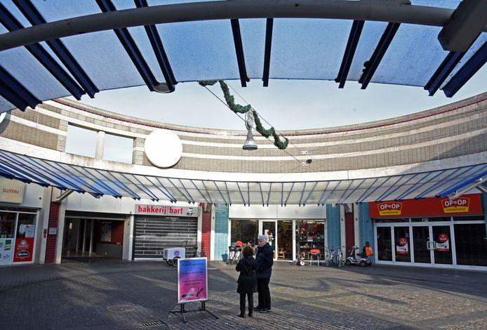 Het ABC-complex aan het einde van de Noordstraat in de Terneuzense binnenstad.