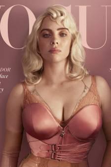 Ongekende cijfers voor sexy shoot Billie Eilish: dit punt wilde ze maken