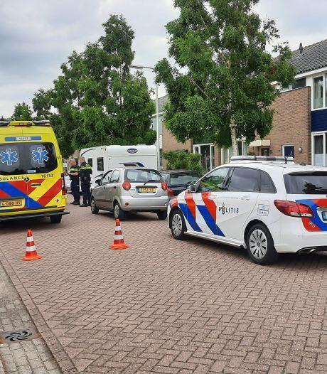 Brommerrijder aangereden in Schoonhoven