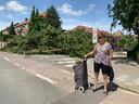 Bomenkap Sint-Annalaan Strombeek-Bever Grimbergen: Marleen Van den Driessche
