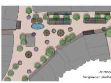 Heuvel in hartje Oss is na facelift één groot en groen terras