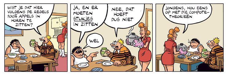 24 oktober 2020. Beeld Dirk Jan, editie, strips, online Mark Retera