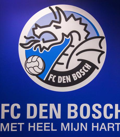 Shirtsponsor FC Den Bosch staat plek voor rest van seizoen af voor tekst 'Samen tegen racisme'