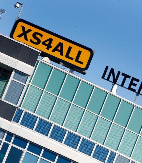KPN stelt einde XS4All uit, provider in sterfhuisconstructie