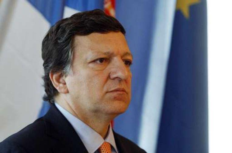 Zelfs José Manuel Barroso zal vanavond aanwezig zijn. Beeld UNKNOWN
