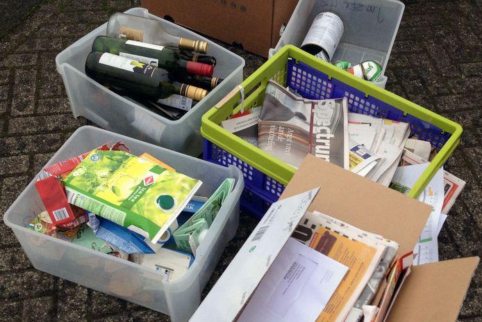 Cure zoekt naar betere manieren om het opgehaalde afval te kunnen laten verwerken.