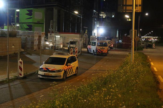 De politie kreeg om 20.45 uur een melding binnen van een mogelijke inbraak.
