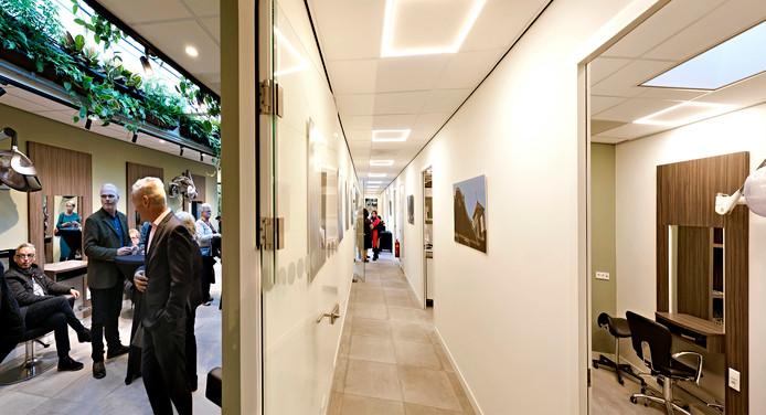 Kapsalon Peels in Eindhoven is vernieuwd en duurzaam.