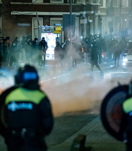 Drie verdachten aangehouden in onderzoek naar de avondklokrellen in Rotterdam