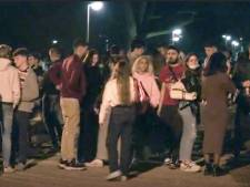La Boverie à Liège noire de monde: l'accès filtré par la police