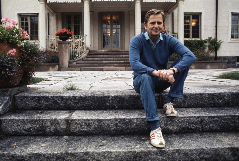 130 mensen bekenden de moord op Olof Palme. Beeld Gamma-Rapho via Getty Images