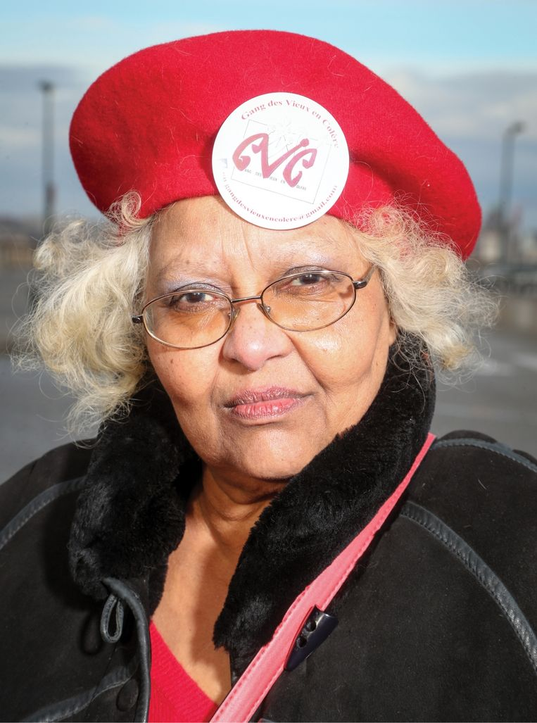 Françoise Michiels: 'Door de pensioenen op te trekken, zou de regering vooral de economie doen draaien.' Beeld