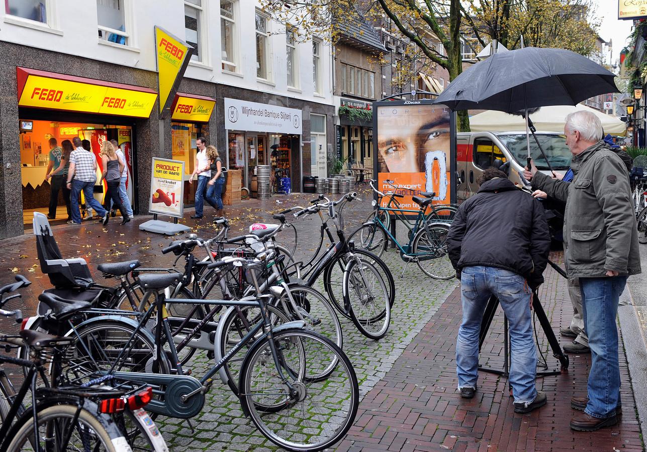 Archieffoto van de FEBO in Arnhem.