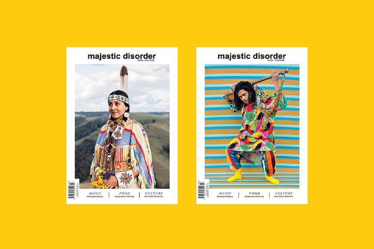 Majestic Disorder, Issue 7.  Beeld kos