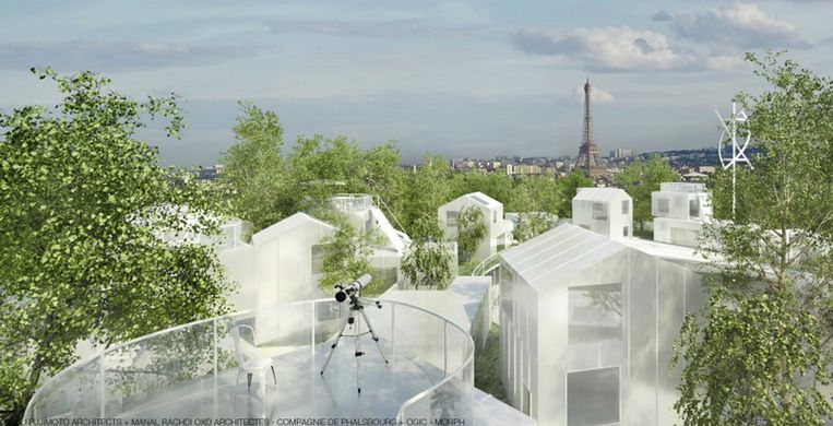 null Beeld oxo architects