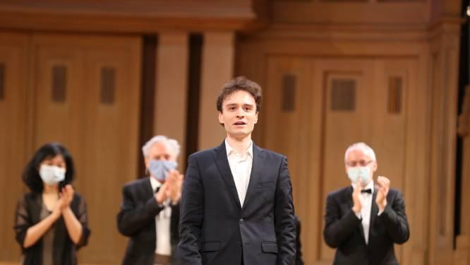 Fransman Jonathan Fournel wint 20ste editie Koningin Elisabethwedstrijd voor piano