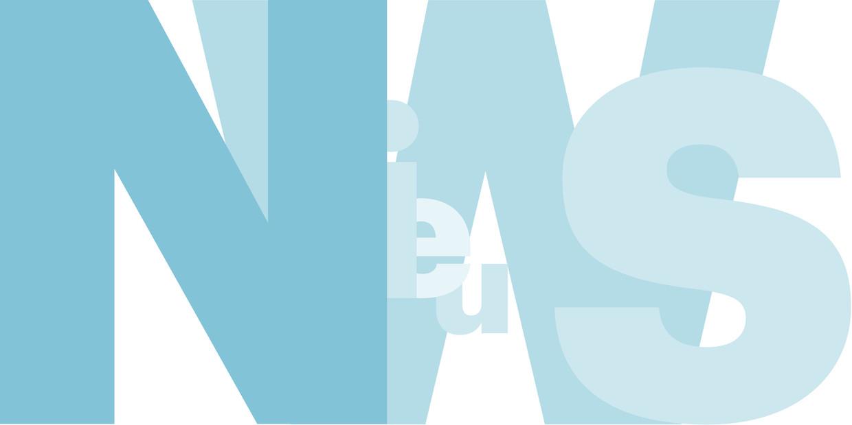 SITE artikel Letter Illusttratie NIEUWS op Wit, variant