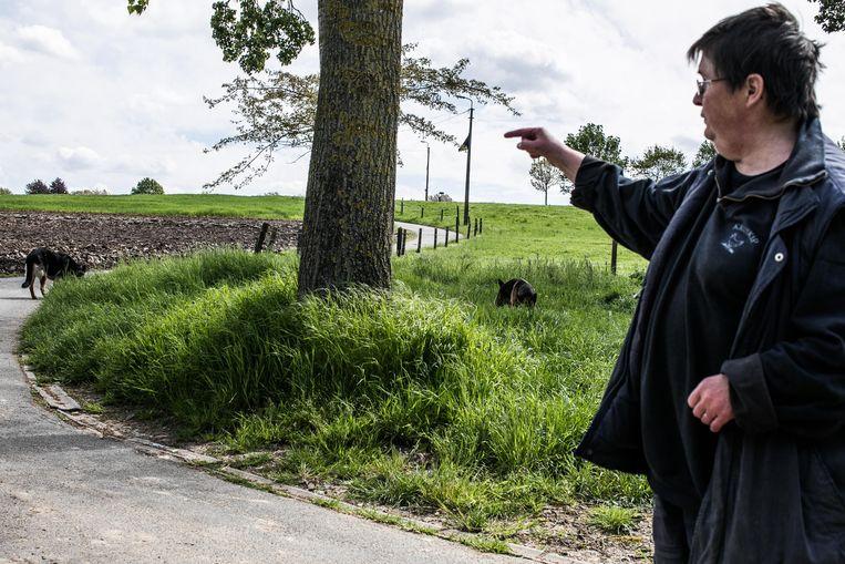 In de aanloop naar de verkiezingen is het een steeds wederkerend en gevoelig thema: komt er nu een ring langs Anzegem of niet? Beeld Bas Bogaerts