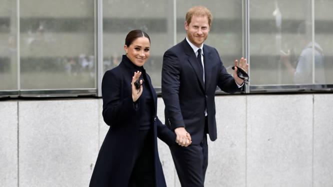 Harry en Meghan stappen in beleggingsmaatschappij