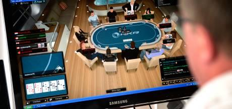 Nederlanders gokken massaal op internet