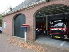 Nieuwe brandweerkazerne Almen is voorlopig niet haalbaar