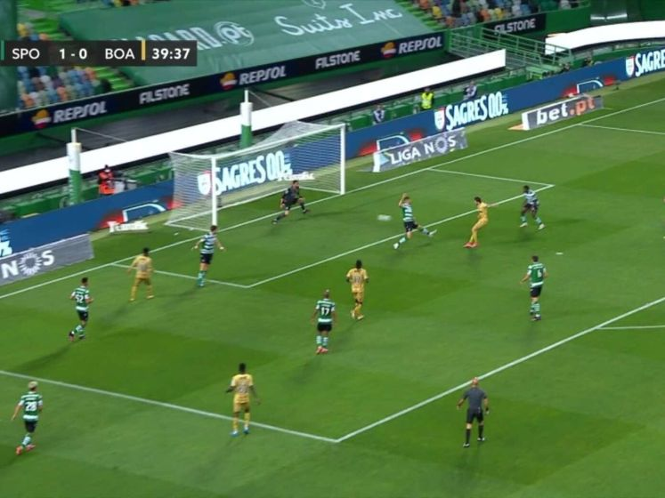 Samenvatting Sporting Lissabon - Boavista