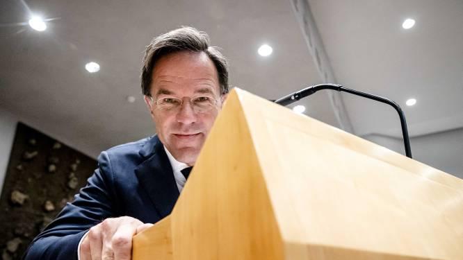 Oppositiepartijen ruiken bloed en zetten Rutte in z'n eentje klem