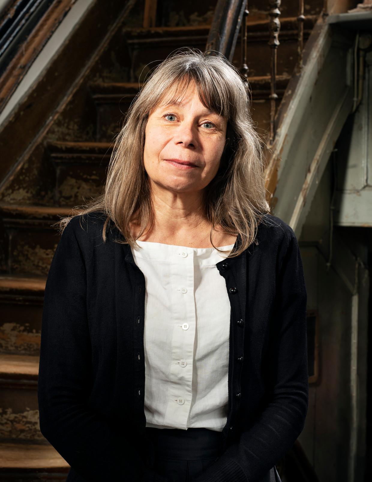 Marit Törnqvist. Beeld Friso Keuris