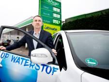 Pomphouder wacht niet op oliemaatschappijen en opent zelf waterstofpomp