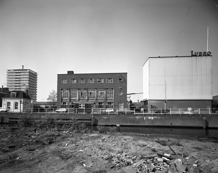 Broodfabriek Lubro in 1981.