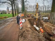 Waterschap maakt landgoed en omgeving Kasteel Heeswijk natter