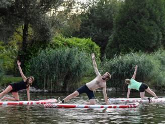 Yoga in Park Peeters