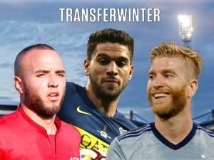 Transferwinter: overzicht eredivisie