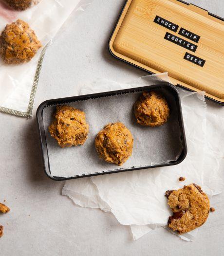 Wat Eten We Vandaag: Chocolate chip cookies