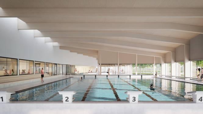 Vlaanderen pompt 1 miljoen euro in nieuw Lokers zwembad