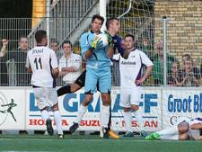 Bruse Boys-keeper Mark Giljam zwijnt en redt