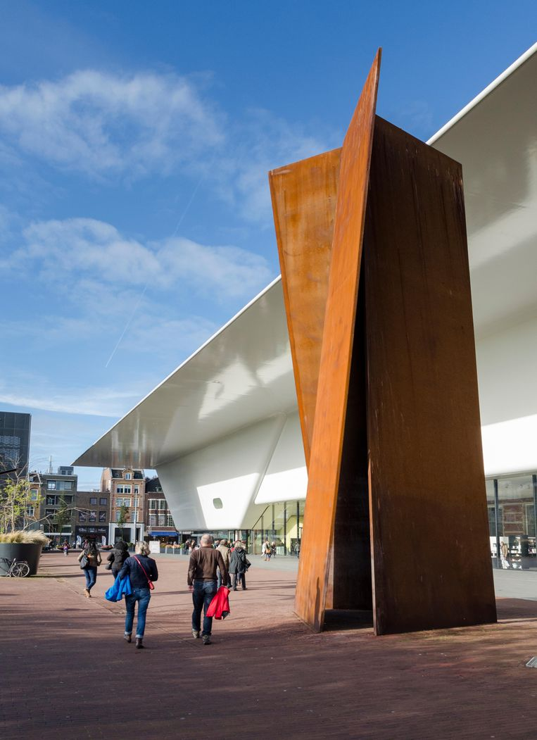 Museumplein. Beeld Alamy Stock Photo