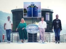 Duitsland zoekt naar superster op Arnhems praalschip: 'De grootste varende televisiestudio van Europa'