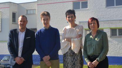 Arthur Callebaut wint Franse taalwedstrijd KU Leuven