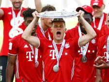 Kimmich na dubbel met Bayern:  'Die honger vasthouden voor CL'