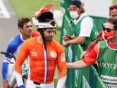 Op de finaledag in Tokio gaat alles mis voor BMX-wereldkampioen Twan van Gendt