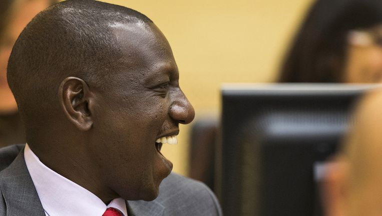 Vicepresident William Ruto van Kenia. Beeld ap