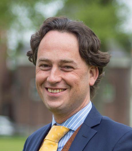 Bernd Roks nieuwe burgemeester van Halderberge