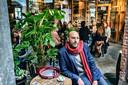 Simon Duhamel, baas van café Au bassins op de vismarkt.