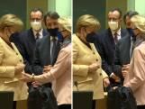 Merkel schrikt van hand van EU-voorzitter