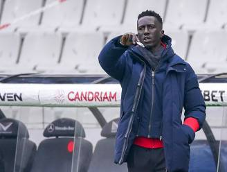 """Eerste verlies voor coach Mbaye Leye: """"We hebben onze fouten cash betaald. En Club had een sterke dag"""""""