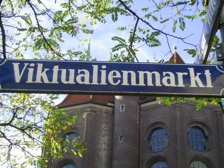 Viktualienmarkt Beeld Studio V
