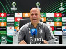 Arne Slot voor Europees duel Feyenoord: 'Slavia ook niet groter maken dan het is'